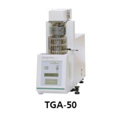 Термогравиметрические анализаторы серий TGA-50/TGA-51 для микро- и макроизмерений